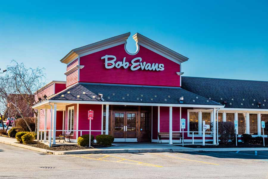 Bob Evans is a famous restaurant founded in Columbus, Ohio