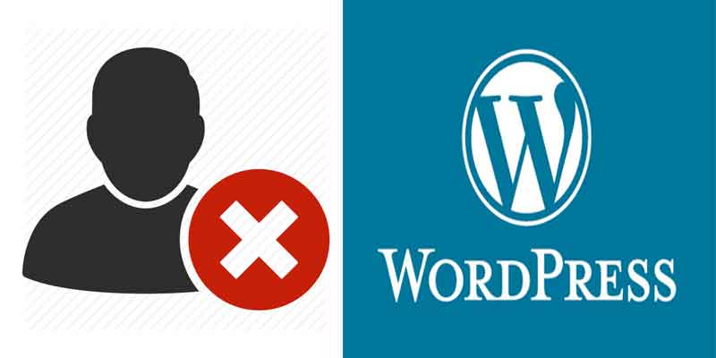 Wordpress 101 How to delete a Wordpress user