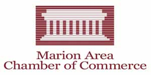Members of Marion Chamber of Commerce logo