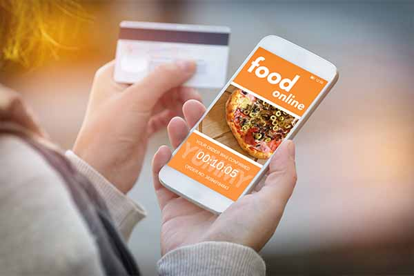 Marketing for restaurants online food ordering